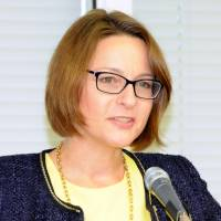 Pia Orrenius, assistant vice president and senior economist of the Research Department at the Federal Reserve Bank of Dallas. | SATOKO KAWASAKI