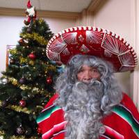 Pancho Claus: A Tex-Mex Santa from the South Pole
