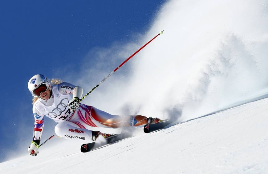 Weirather delivers birthday present for mother at St. Moritz