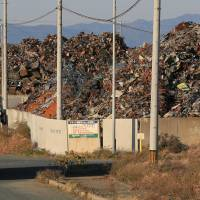 Fires thrive along with exports of scrap