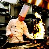Preparation gives Kyoto chef a winning touch