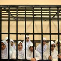 Egypt's Muslim Sisterhood fights where men faltered