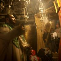 At birthplace of Jesus, only two people carry on tradition of ringing bells