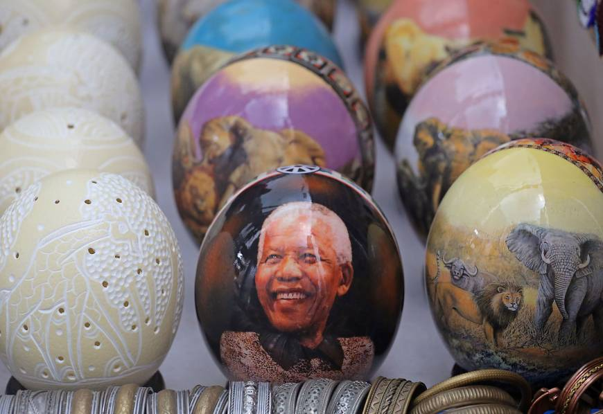 Mandela putting up a courageous fight, family reports