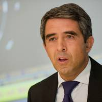 To put it diplomatically: In Britain, 'In the past 20 years, immigrants contributed 34 percent more than they took out. You guys are making profit out of this. Keep it like that,' Bulgarian President Rosen Plevneliev says. | BLOOMBERG
