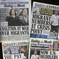 Once Tories' answer to EU fears, enlargement is now their problem