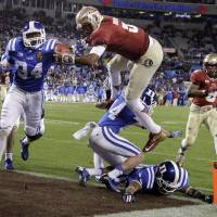 Seminoles' Winston humbled by Heisman talk