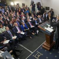 Obama admits 'we screwed up' with health care system overhaul