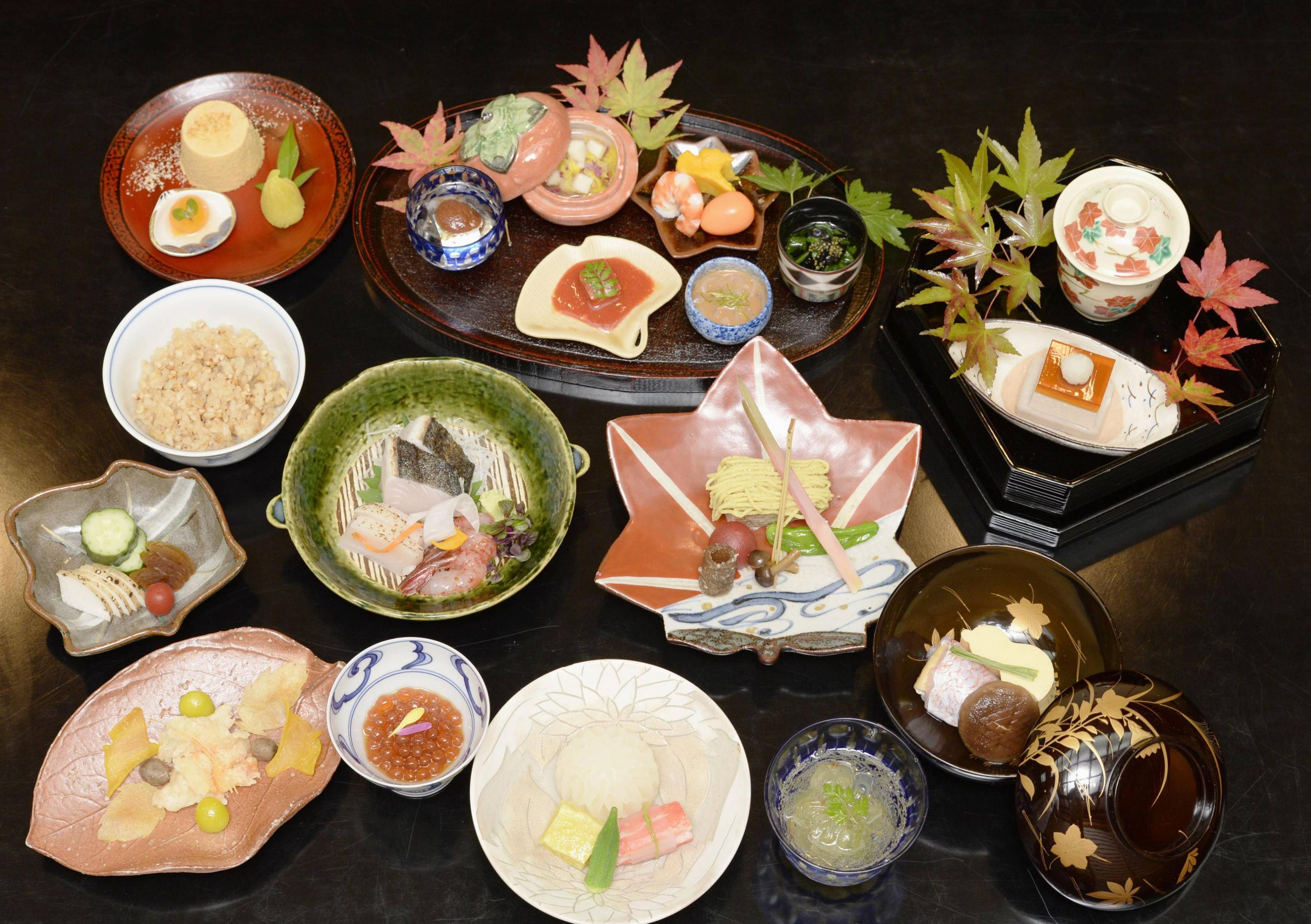 Japanese cuisine wins cultural heritage status | The Japan ... Japanese Food