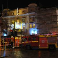 Over 75 injured in partial ceiling collapse at London theater