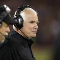 Expected to lose job: Atlanta Falcons head coach Mike Smith's team has not lived up to lofty expectations this season. | AP