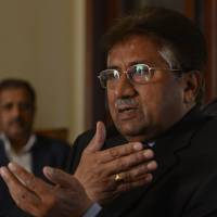 Musharraf says army backs him over treason 'vendetta'
