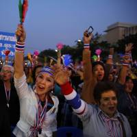 Thai crisis deepens as opposition leaves Parliament in protest