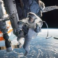 Patience pays off for Bullock with 'Gravity'
