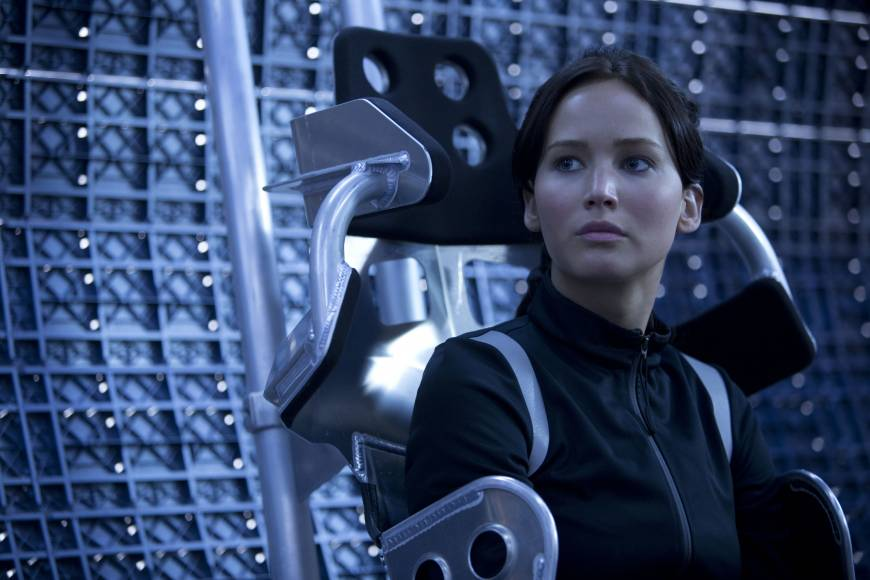 'Hunger Games' star continues to burn bright