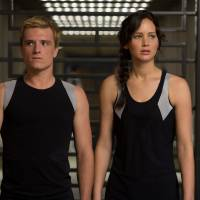 Love interest: Josh Hutcherson describes costar Jennifer Lawrence as 'incredibly multi-faceted.'  | TM&© 2013 LIONS GATE ENTERTAINMENT INC. ALL RIGHTS RESERVED.