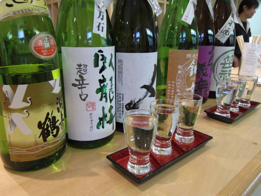 New to sake? Here's where to start