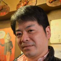 Toshinobu Kubota, Accountant, 43 (Japanese): Being so used to what others see as 'odd' coming out of these machines makes this a very difficult question, but I think melon — seen recently — and oden (stewed veg and fish cakes) are out there. I mean, oden is oden!What's the strangest thing you've seen in a vending machine?