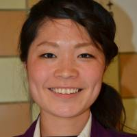Hiromi Yamamura, Bakery staff, 28 (Japanese): I don't like karashi (a type of mustard). It's just too strong. Also, Japanese green peppers; I hate them and have since I was a young girl. They taste so bad and I can even smell them on others if they've been eating them. That is so annoying!