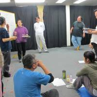 Workshops for theater — and life