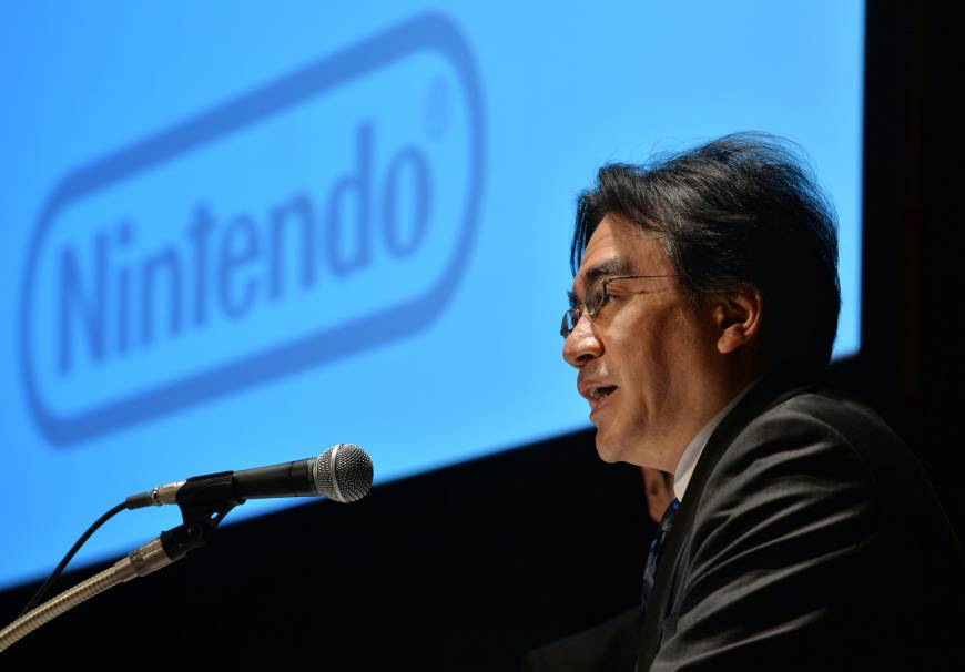 Nintendo eyes new areas after Wii U flop