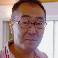 Breast man: Girls with the right measurements — 'at least a K-cup' — looking for fame in the porn world actively seek out Akira Takatsuki, arguably Japan's most famous director in the subgenre revolving around well-endowed female talent.   MARK BUCKTON