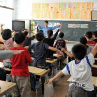 No lack of ideas on a course of action for English education