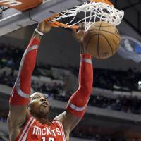 Blazers, Rockets lead list of All-Star reserves