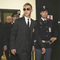 Honda's moment arrives after long wait to join AC Milan