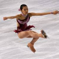 Murakami surging toward Sochi with style, confidence