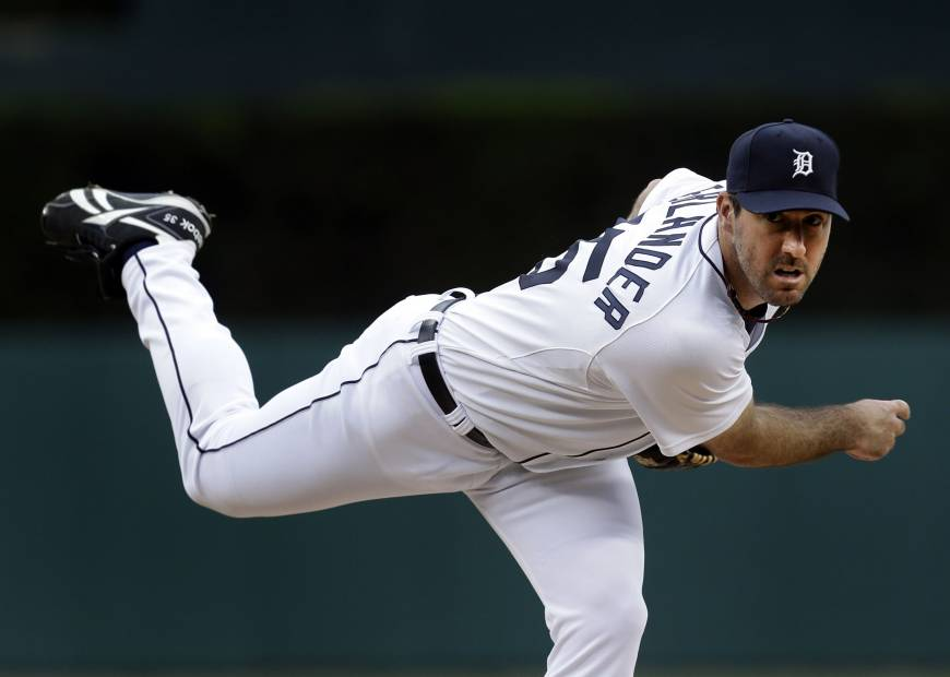 Verlander sidelined after surgery to repair 'core muscle'