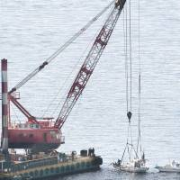 Second angler in MSDF collision dies