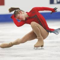 Teenager Lipnitskaia takes Euro title