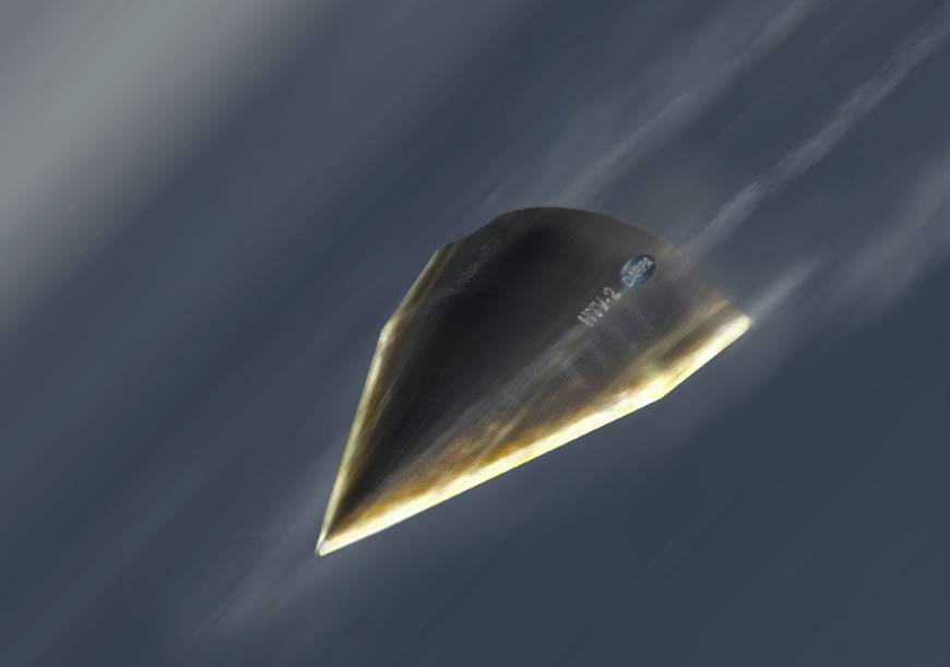 U.S.: China has tested hypersonic vehicle