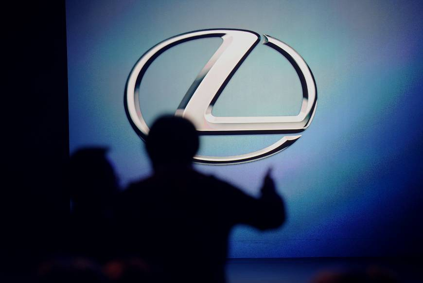 Toyota's Lexus sees methodical gains in U.S. to emerging markets