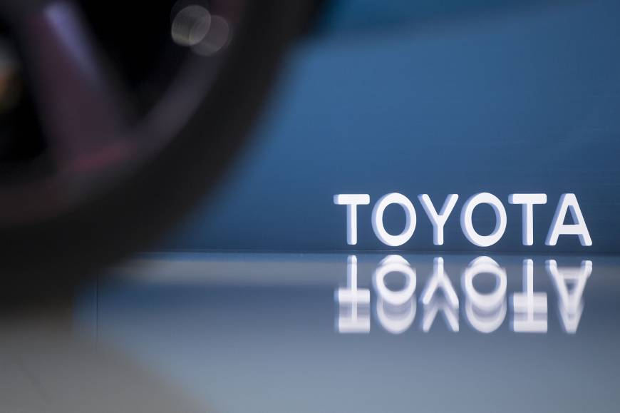 Toyota outsold GM, VW in '13, sees 3% growth this year