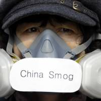 Study says U.S. consumers to blame for some air pollution from China