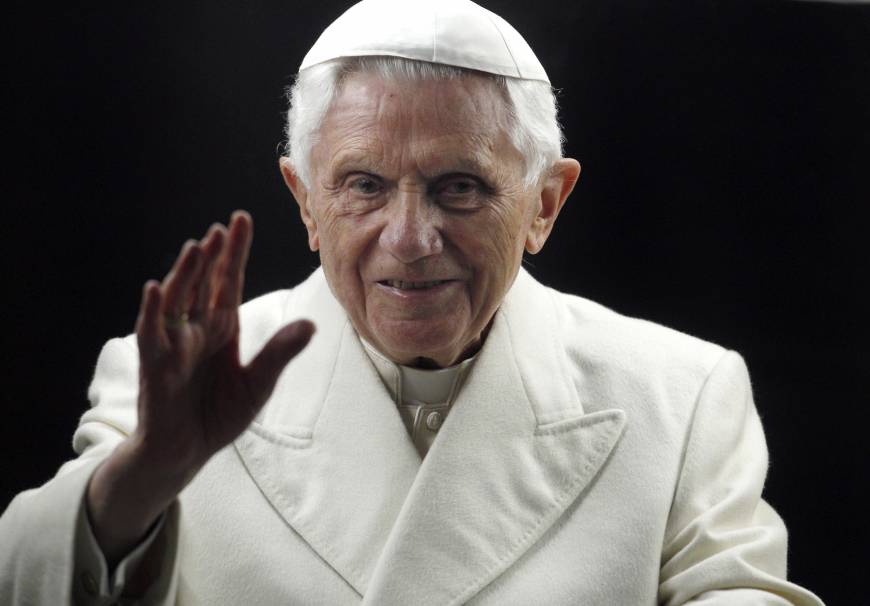 Benedict XVI defrocked nearly 400 priests over abuse