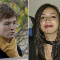 Unresolved: This photo shows Italian student Raffaele Sollecito (left), slain 21-year-old British woman Meredith Kercher (center), and her American roommate Amanda Knox (right). Few international criminal cases have cleaved along national biases as that of American student Amanda Knox, awaiting her third Italian court verdict half a world away for the 2007 slaying of her roommate, 21-year-old Meredith Kercher. | AP