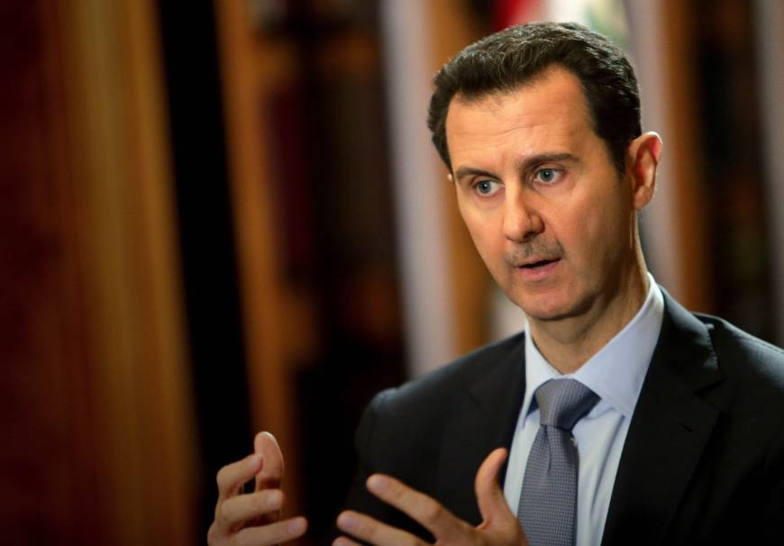 Assad expects to run again, rejects power deal, mocks opposition