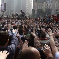Divided Egypt marks third anniversary of Arab Spring uprising