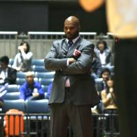 Coach Hill brings patience, positivity to Tsukuba Robots