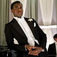 New faces: Gary Carr as Jack Ross, a new character for the fourth season of 'Downton Abbey,' in a photo released by PBS and Carnival Film and Television Limited. | AP