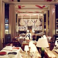 Luxury dining at the Imperial Hotel