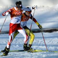 2014 Sochi Olympics Nordic combined normal hill