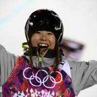 Japanese medalists from the 2014 Winter Olympics