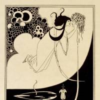 Aubrey Beardsley's 'The Climax; Salome' (1894) | GIVEN BY MICHAEL HARARI IN MEMORY OF HIS FATHER, RALPH A HARARI