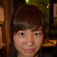 Yoshie Kawada, Student, 20 (Japanese): I don't think nuclear power should play a role, because in reality the issues will never be solved. As for who should win, either Masuzoe, being an ex-lawmaker, or Tamogami, a former SDF head, know enough to do the job. I think Masuzoe will win.
