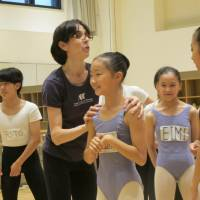 Young K-Ballet School dancers get set for the big time