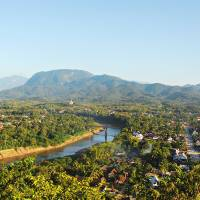 Rocky road: The construction of a railway line between Kunming and Vientiane over mainly mountainous terrain is expected to be expensive. | ALCYON